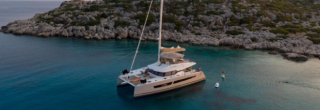 LUXURY SAILING CATAMARAN CHARTER